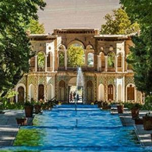 تصویر - باغ شازده ماهان در اینستاگرام نشریه اکونومیست - معماری