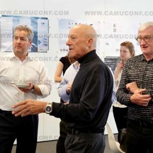 تصویر - حضور طراحان دفتر نورمن فاستر در کنگره بین المللی پایداری در معماری و شهرسازی - معماری