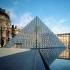 عکس - هرم موزه لوور برنده یک آزمون تاریخی شد