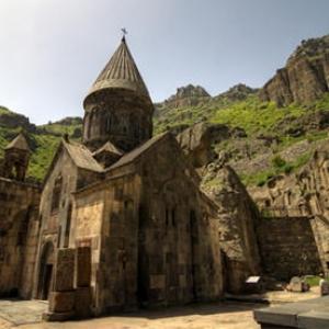 عکس - مرمت کلیساهای ارامنه، پروژه مشترک ایران و ارمنستان