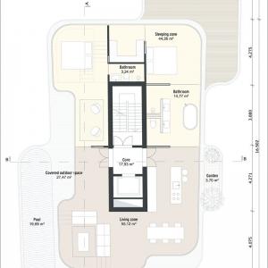 تصویر - برج مسکونی Terra ، بنایی با منظر 360 درجه ، اثر تیم طراحی Orange Architects ، قبرس  - معماری