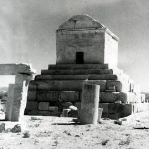 تصویر - پروژه تکمیل نقشه باستانشناسی پاسارگاد آغاز شد - معماری