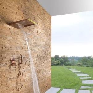 تصویر - بهترین سر دوش های مدرن و سازگار با محیط زیست - معماری