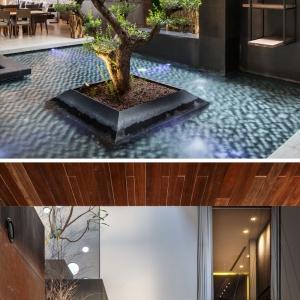 تصویر - خانه AMwaj ، طراحی با اولویت دید و منظر ، اثر دفتر معماری MORIQ ، بحرین - معماری