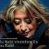 عکس - انتشار یادنامهای برای زاها حدید در آبزرور