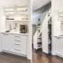 عکس - قبل و بعد،طراحی هوشمندانه فضای زیر پلکان خانه ای در تورنتو
