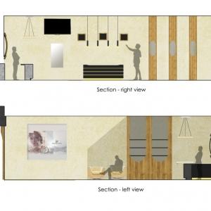 تصویر - معزی اکسسوریز ، منتخب مرحله نیمه نهایی جایزه معمار ، اثر تیم طراحی آرشیگرام ، مشهد - معماری