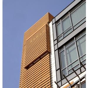 عکس - آپارتمان شماره 4 ، منتخب مرحله نیمه نهایی جایزه معمار 95 ، اثر دفتر معماری هرم ، قزوین