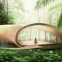 عکس - جوانه گندم   پیشنهاد معمار مطرح ژاپنی برای اقامتگاه جنگلی