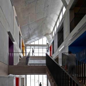 تصویر - مجموعه Youth Community Center ، اثر تیم طراحی META-Project ، چین - معماری