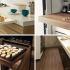 عکس - ایده های طراحی آشپزخانه - صفحات کشویی