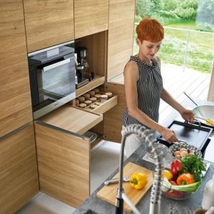 تصویر - ایده های طراحی آشپزخانه - صفحات کشویی - معماری