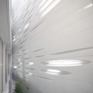 تصویر - ساختمان مسکونی روزن ، رتبه اول جایزه معمار در بخش مسکونی 1395 ، اثر شرکت طرح و ساخت ری را ، تهران - معماری