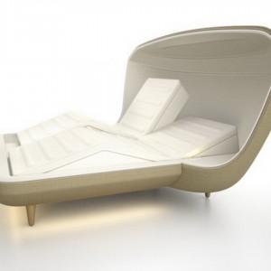 عکس - تختخوابی از آینده (Bed Of The Future) ، اثر طراح Axel Enthoven ، سال 2013