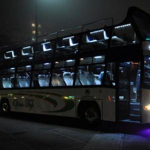 تصویر - اتوبوسهای دو طبقه گردشگری در تهران - معماری
