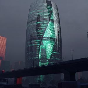 تصویر - طراحان زاها حدید و ساخت بزرگترین آتریوم جهان در پکن - معماری