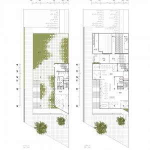تصویر - نظام مهندسی استان لرستان , منتخب دومین دوسالانه معماری , طراحی داخلی ایران 1395 , اثر دفتر معماری هرم , لرستان - معماری