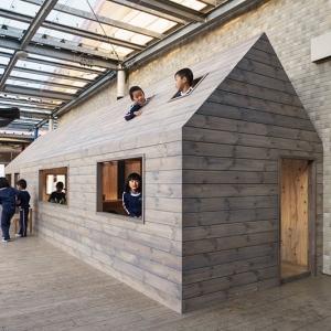 عکس - رویکردهای نو در طراحی فضای آموزشی کودکان
