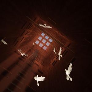 تصویر - رتبه اول مسابقه المان شهداء میدان دفاع مقدس , اثر مهندسین مشاور فراطرح , افشین خسرویان , تبریز - معماری