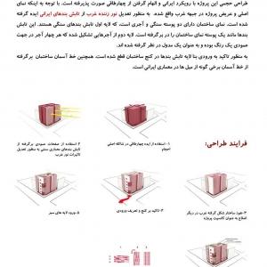تصویر - مسکونی هور ، اثر مهندسین مشاور فراطرح ، افشین خسرویان ، مشهد - معماری