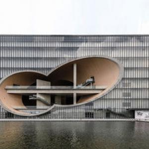 تصویر - تادائو آندو و طراحی مرکز فرهنگی پایتخت چین - معماری