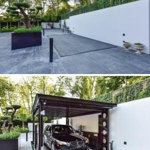 تصویر - خلاقیت در طراحی پارکینگ مخفی - معماری