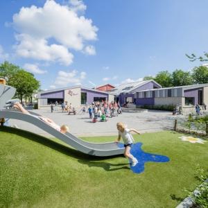 عکس - مدرسه Brede ، اثر تیم طراحی  architecten|en|en ، هلند