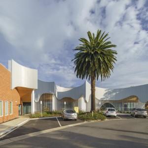 تصویر - مرکز بهداشت و سلامت YDHS , اثر تیم طراحی McBride Charles Ryan ، استرالیا - معماری