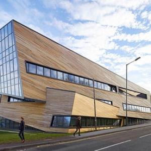 تصویر - دنیل لیبسکیند و طراحی عملکردگرا در دانشگاه دورهام - معماری
