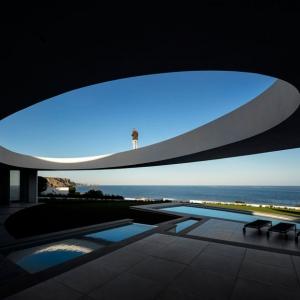 تصویر - ویلای ساحلی Luz ، اثر آتلیه طراحی Mario Martins ، پرتغال - معماری