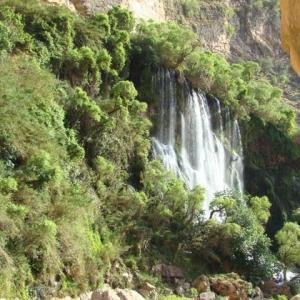 تصویر - بزرگترین آبشار خاورمیانه در ایران - معماری