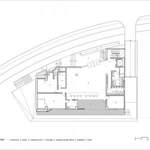تصویر - کلیسا closest ، اثر تیم طراحی معماری Heesoo Kwak و IDMM ، کره جنوبی - معماری