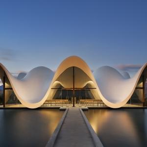 عکس - کلیسا Bosjes ، اثر استودیو طراحی Steyn ، آفریقای جنوبی