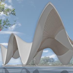 تصویر - کلیسا Bosjes ، اثر استودیو طراحی Steyn ، آفریقای جنوبی - معماری