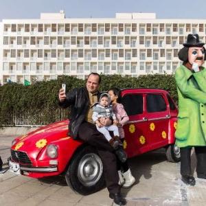 عکس - المان های نوروزی مشهد به روایت تصویر