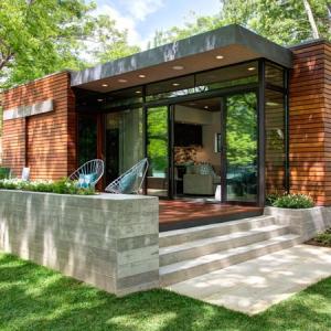 عکس - اقامتگاه Austin به سبک معاصر ، اثر استودیو معماری Un.Box ، آمریکا