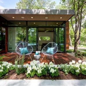 تصویر - اقامتگاه Austin به سبک معاصر ، اثر استودیو معماری Un.Box ، آمریکا - معماری