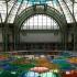عکس - مداخله هنرمند فرانسوی درکاخ بزرگ پاریس