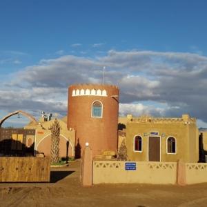 تصویر - هتل تی دا در کویر مصر - معماری