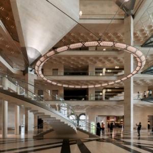 تصویر - موزه هنر اسلامی دوحه به روایت عکاس نیویورکی - معماری