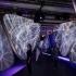 عکس - پاویون سامسونگ در هفته طراحی میلان و کانسپت گروه زاها حدید