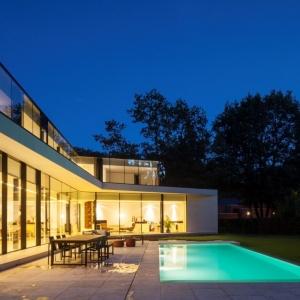 تصویر - خانه Z-M ، خانه ای در بطن طبیعت ، اثر تیم طراحی Dhoore Vanweert Architecten ، بلژیک  - معماری