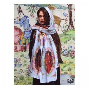 تصویر - پایه گذار برند مهتین و ایده استفاده ازنقوش کاخهای ایرانی بر روی لباس - معماری