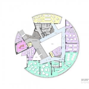 تصویر - مدرسه ابتدایی Ivanhoe ، اثر تیم طراحی McBride Charles Ryan ، استرالیا - معماری
