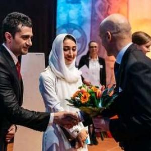 تصویر - طراح ایرانی جایزه بین المللی خود را دریافت کرد - معماری