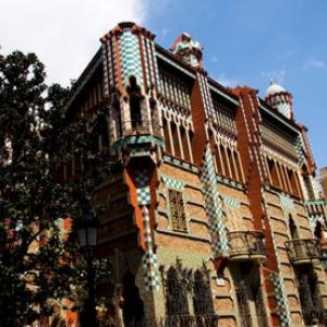 تصویر - اولین اثر آنتونیو گائودی در بارسلونا موزه میشود - معماری