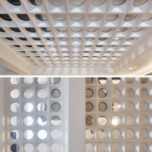 تصویر - خانه ای با کفپوش شیشه ای - معماری