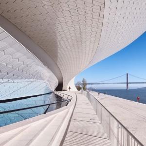 تصویر - یک موزه جدید برای هنر، معماری و صنعت پرتغال - معماری