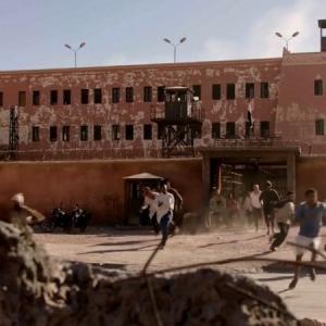 تصویر - لوکیشن فیلمبرداری سریال محبوب فرار از زندان - معماری