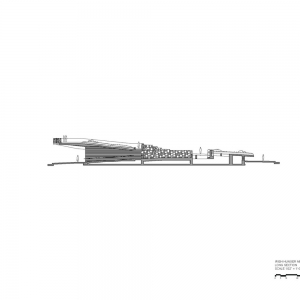 تصویر - بنای یادبود قحطی ایرلند ، Irish Hunger Memorial ، اثر تیم معماری 1100 Architect ، آمریکا - معماری